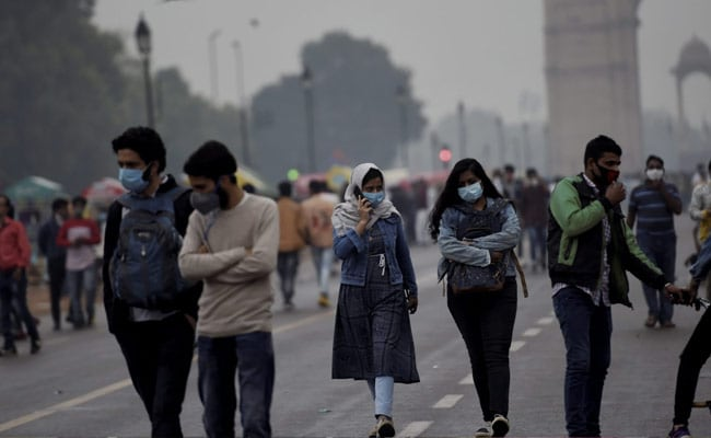 Delhi's Coldest November Morning In 14 years Today; Cold Wave Likely, Says Weather Department