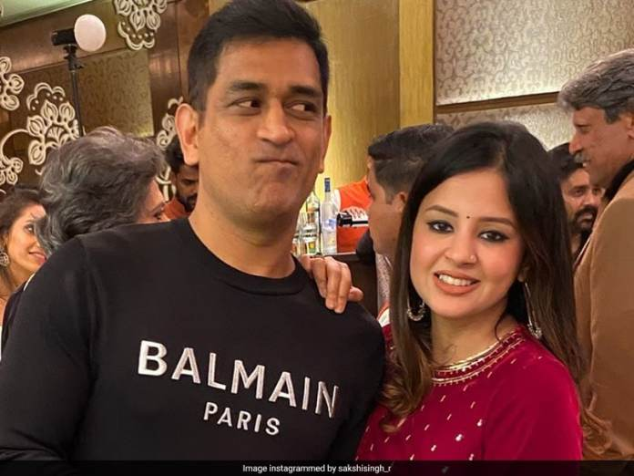 Sakshi Singh Dhoni On The Only Person Who Can Upset MS Dhoni, And More