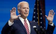 Biden Transition Formally Begins As Trump Says He Will Cooperate