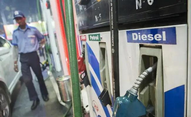 Petrol has crossed Rs. 112/litre mark in Rajasthan's Sri Ganganagar