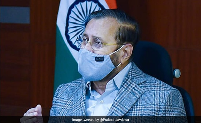 Prakash Javadekar Signs Pact With Finland On Environment Protection