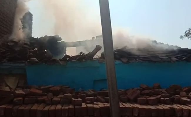 Dalit Brothers Beaten, House Set Ablaze For Not Withdrawing Police Case