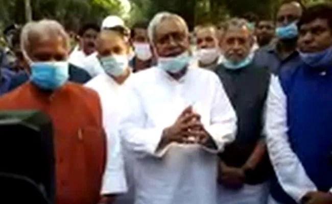 NDA Meeting On Sunday At 12:30 PM To Elect Leader: Nitish Kumar