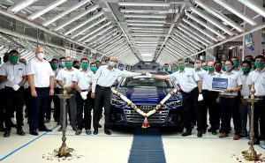 Audi Begins Production Of A4 Asphalt In India;  Launch Early in 2021