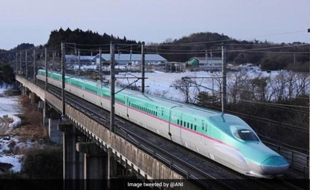 Bullet Train: Bids Open For Construction Of Sabarmati Depot On High-Speed Rail