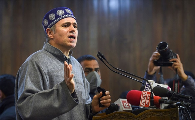 Omar Abdullah Tests Positive For Coronavirus, Under Home Isolation