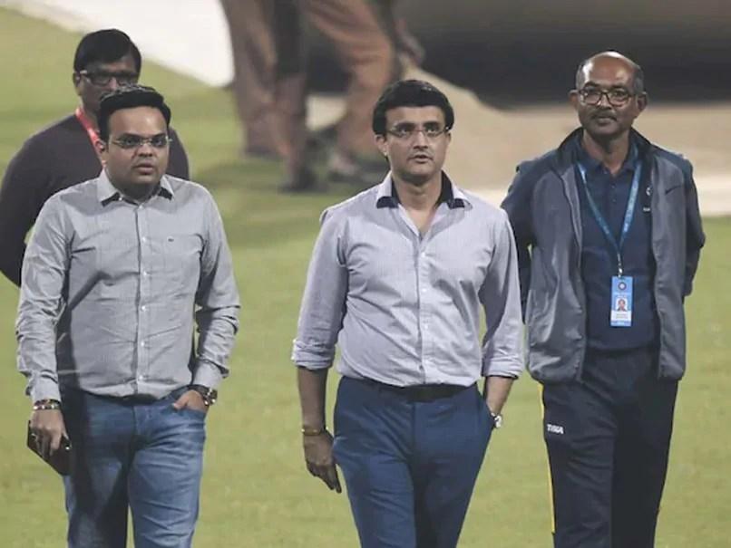 Sourav Gangulys Fifty In Vain As Jay Shahs Secretary XI Beat President XI In Friendly At Motera