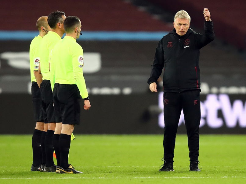 Premier League: David Moyes Unhappy With