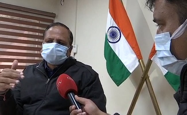 'Lockdown Not A Solution, Learn To Live With Covid': Delhi Health Minister