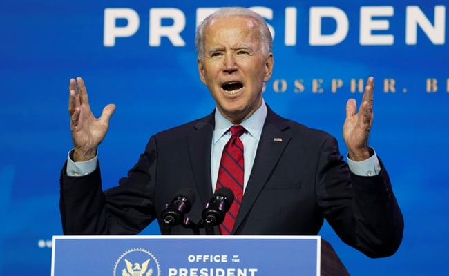 'It's A Good Thing': Joe Biden As Trump Says He Won't Attend Inauguration