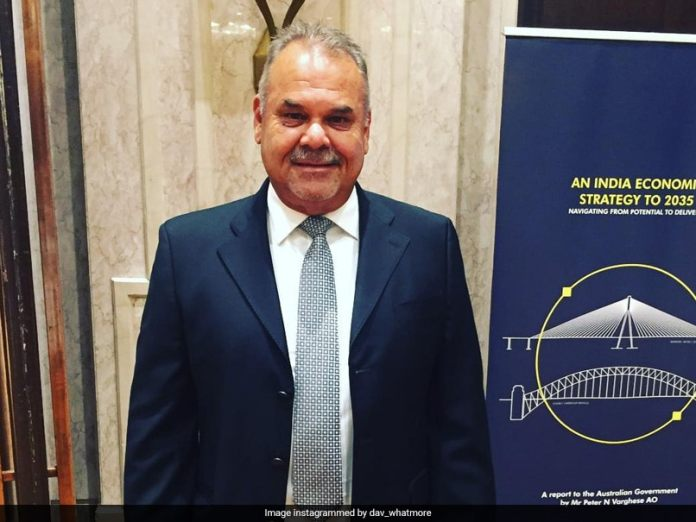 Nepal Appoint Dav Whatmore As New Head Coach