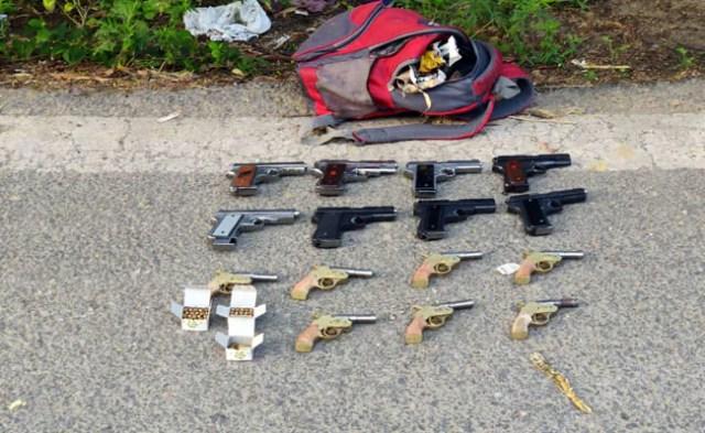 6 महीने में 2,400 गिरफ्तारियां: दिल्ली पुलिस अवैध हथियार व्यापार पर शिकंजा कसती है