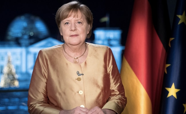 Angela Merkel Party Wins Big In Last State Poll Before General Election
