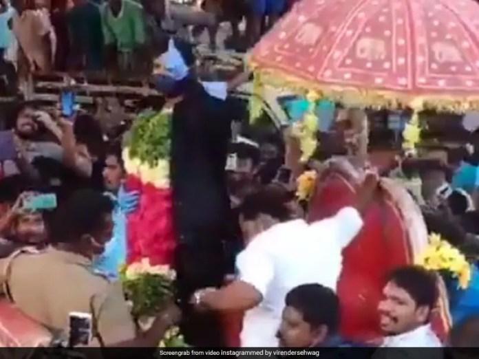 Virender Sehwag Reacts To T Natarajans