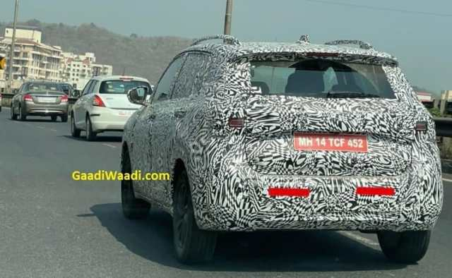 The Volkswagen Taigun SUV will go on sale in India this year