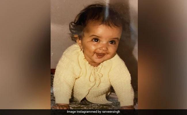 Deepika Padukone Has Been Adorable Since Birth. See Ranveer Singh's Pic For Proof