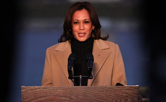 'All About Coming Together': US Vice President Kamala Harris Extends Greeting On Holi