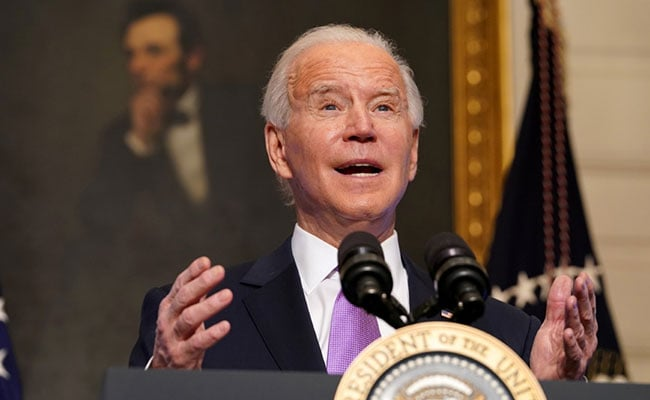 'Heartbreaking': Joe Biden On 500,000 US COVID-19 Deaths