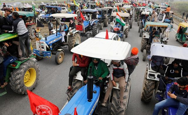 Latest News Live Updates: Farmers' Group Says Will Take Out Tractor Rally In Delhi's Outer Ring Road