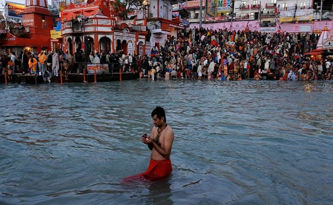 As 1 Of Every 6 Daily Infections Is Now In India, Huge Kumbh Crowds