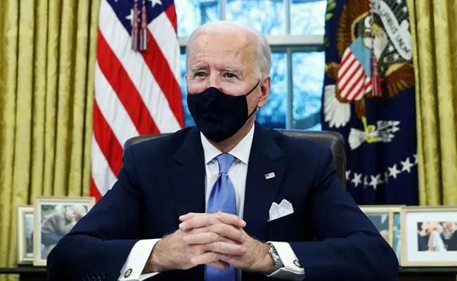 Joe Biden Approves Major Disaster Declaration For Texas After Deadly Freeze