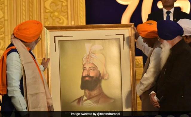 Guru Gobind Singh Jayanti 2021: PM Modi's Tribute To The 10th Sikh Guru