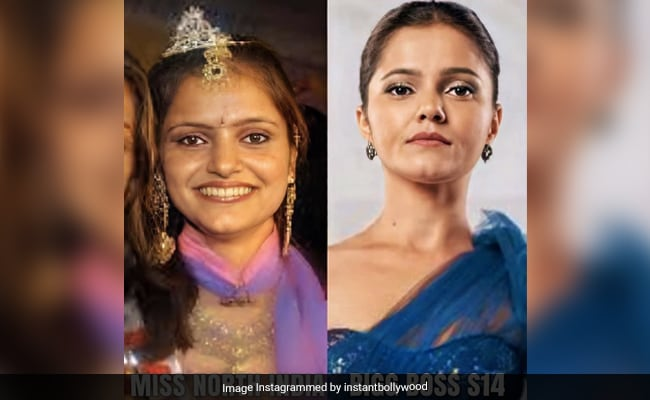 Bigg Boss 14: Pic Of Rubina Dilaik From Beauty Pageant Days Goes Viral