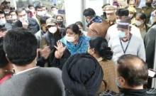jpuo3uvo delhi airport chaos covid