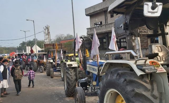 Tractor Rally By Farmers Near Delhi Today, Traffic Diversions: 10 Points