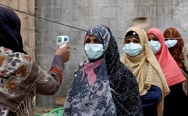 पाकिस्तान में भी कोरोना का कहर, इस साल एक दिन में सबसे ज्यादा नए केस आएसामने