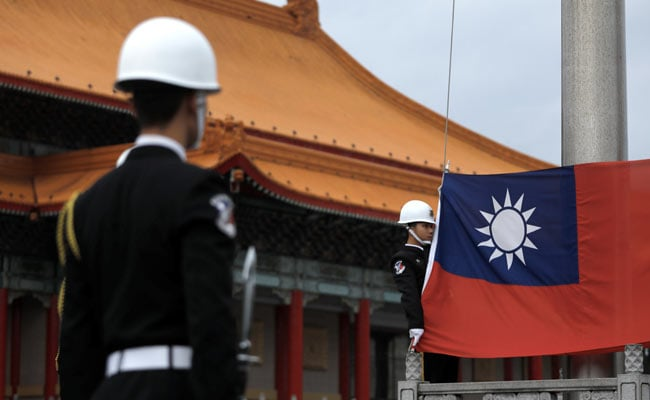 Taiwan Says May Shoot Down Chinese Drones In South China Sea