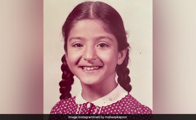This Cutie Grew Up To Be A Bollywood Wife With A Fabulous Life