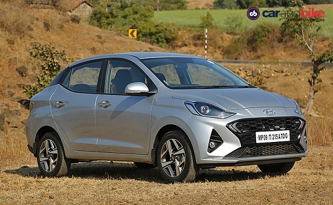 The Hyundai Aura is offered in 3 engine options - 1.2 petrol, 1.0 turbo petrol and 1.2-litre diesel