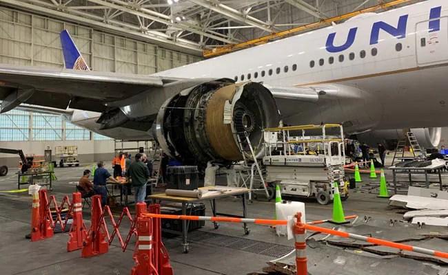 Engine On United Boeing 777 Showed Signs Of Metal Fatigue: Investigators
