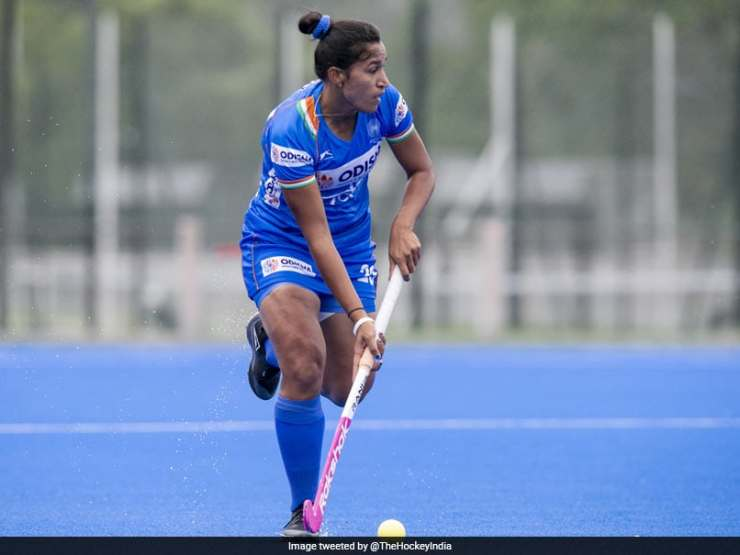 Rani Rampal, 6 Other Members Of Indian Womens Hockey Team Test COVID-19 Positive