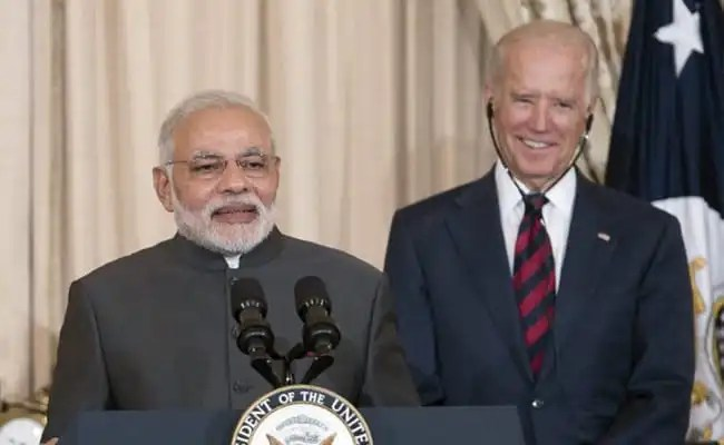 India-US Relationship Intensified In President Biden's First 100 Days: Official | Latest News Live | Find the all top headlines, breaking news for free online April 30, 2021