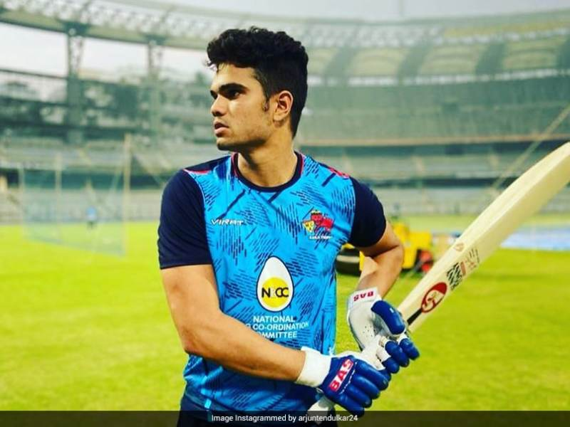IPL 2021 Auction: Arjun Tendulkar Goes To Mumbai Indians For Base Price Of Rs 20 Lakh