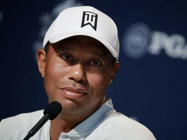 Tiger Woods Crash Due To Driving At