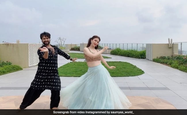 Saumya Tandon performed the best dance on 'Sajan Bin' song, amazing expression won the hearts of fans - watch video