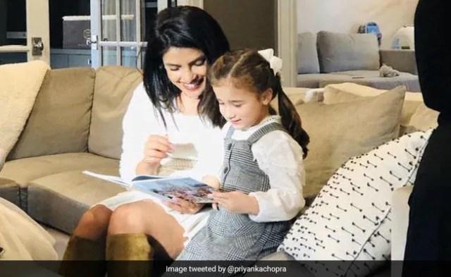 Priyanka Chopra Bookmarks A Page From Her Reading Diaries With Alena Jonas
