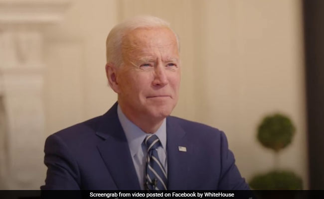 'Vaccines Are Safe, Please Take When It's Your Turn': Biden To Americans
