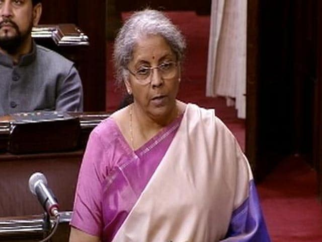 GST Council Should Consider Rationalisation, Bring Petrol Under GST: Finance Minister