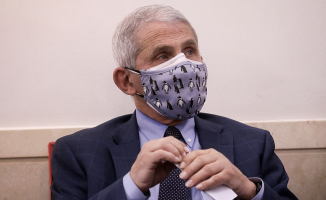 Covaxin 'Found To Neutralise 617 Variant': US Health Expert Anthony Fauci
