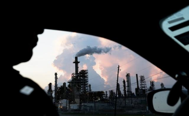 Texas Freeze Forced US Oil Refineries To Release Tons Of Air Pollutants