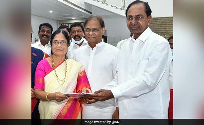 PV Narasimha Rao's Daughter Defeats BJP Rival In Telangana MLC Polls