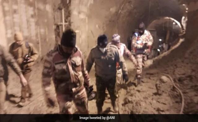 Uttarakhand Glacier Burst: Drilling Operation Inside Tapovan Tunnel Begins
