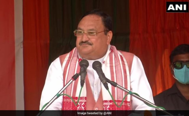 BJP Will Continue To Work For Dream Of 'Sonar Bangla': JP Nadda