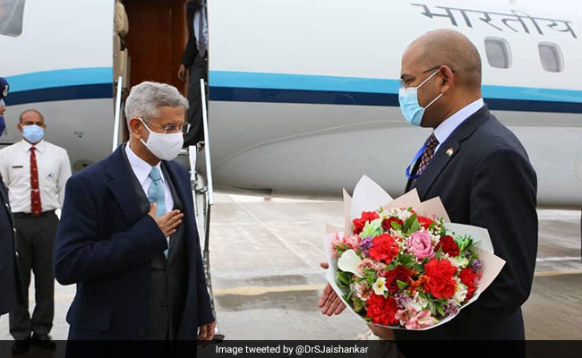 S Jaishankar In Tajikistan To Attend Key Afghanistan Conference