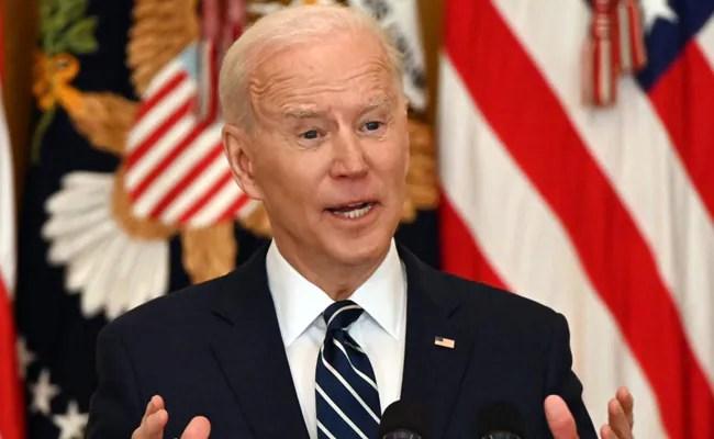 """Determined To Help India"", Says Joe Biden Amid Covid Surge"