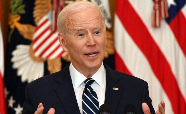 Biden Ramps Up Covid Vaccinations But Warns 'War Far From Won'